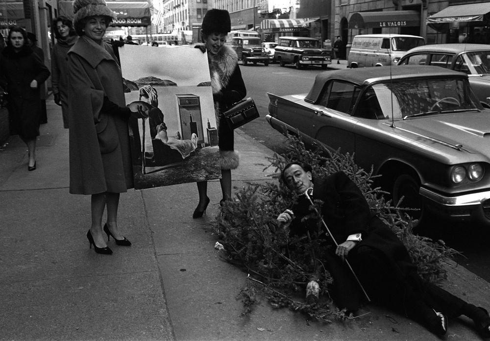 Imagen de la expo '60s' de Meneses.
