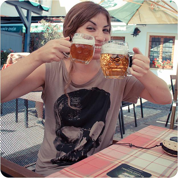 ¡Cerveza para todos!
