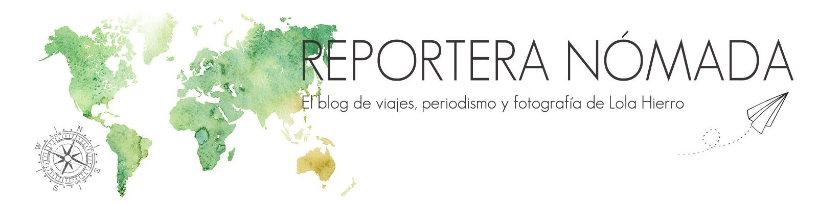 Reportera nomada