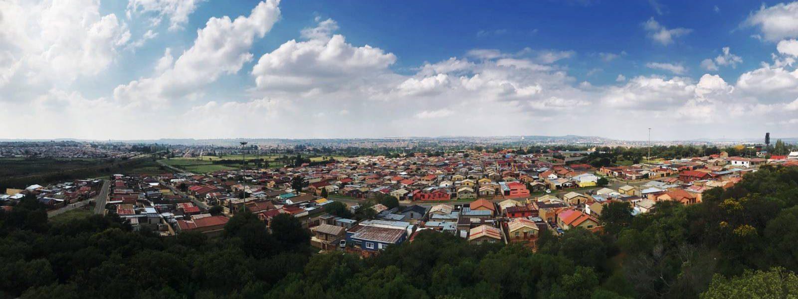 SUDÁFRICA VII: SOWETO RICO Y SOWETO POBRE